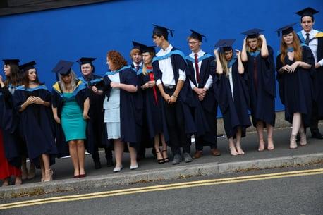 Graduation Taunton 2017